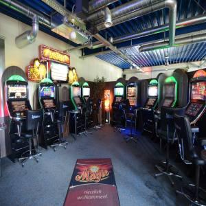 Online roulette table